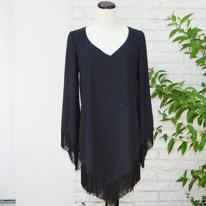 Show Me Your MuMu Black Rodeo Dress